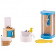 Hape Salle de bains pour maison de poupée E3451