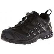 Salomon Men's XA Pro 3D GTX Trail Running Shoe, Black/Black/Pewter, 9. 5 M US