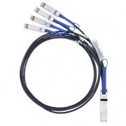Cisco QSFP to 4xSFP10G Active Copper Splitter Cable, 7m
