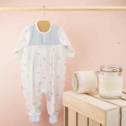 Pijama entero algodón Elephants Babidu