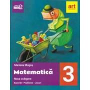 Noua culegere de matematica pentru clasa a III-a. Exercitii probleme jocuri