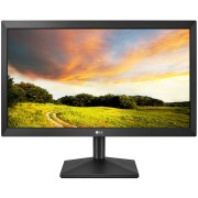 Monitor LED LG 20MK400H-B, 19.5'' , TN, 1366x768, 200cd, 600:1, 2ms, 60Hz, AntiGlare, VGA, HDMI, VESA
