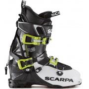 Scarpa Maestrale RS2 White/Black/Lime 2017 Pjäxor