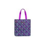 Tote Bag Ziper Plush Poison - Tilibra