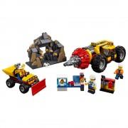 Lego mina: perforadora pesada lego city mining 60186