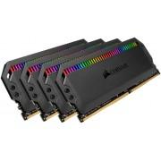 Corsair Dominator Platinum RGB 32GB DDR4 Kit 3600 (4x8GB) C18 K4 CMT32GX4M4C3600C18