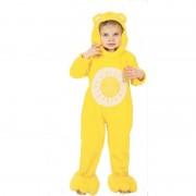 Troetelbeertjes Gele Troetelbeertjes onesie voor peuters