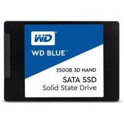 WD Blue Series SSD 250GB 3D Nand