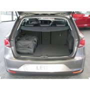 Seat Leon ST (5F) 2014-present Car-Bags Travel Bags