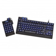 Aorus Mechanical Keyboard With Detachable Marco Pads, Cherry Red With Blue Backlit (GK-THUNDER K7)