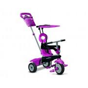 SMART TRIKE Tricikl guralica VANILLA - PINK (6652200)