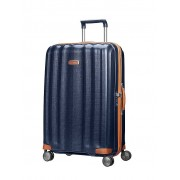 Samsonite Trolley Lite-Cube DLX Spinner 76cm (61244 1549 Midnight Blue) blau