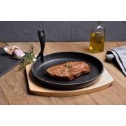 VakantieVeilingen.be 3-delige gietijzeren steak set (SG-5851)