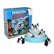 Penguin Pile Up Balancing Educational Game Is For 1 To 6 Players, Great Family Fun Game And Makes A Good Gift.