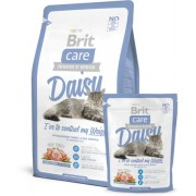 Brit Care Cat Daisy I've to control my Weight – Turkey & Rice 7kg