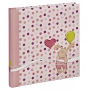 Hama album klasické little rabbit 29x32 cm, 50 stran, růžové