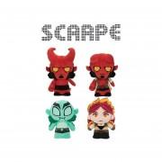Funko Set 4 Peluches Abe Sapien Hellboy Plushies Liz Sherman