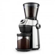 Klarstein Triest, кафемелачка конична мелачка, 150 W, 300G, 15 степени на смилане, неръждаема стомана (TK3G-TRIEST)