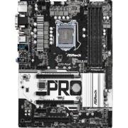 Placa de baza ASRock Z270 Pro4, Intel Z270, LGA 1151