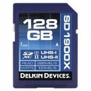 Delkin SDXC 1900X 128GB UHS-II V60, 285MB/s