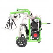Aparat de muls capre/oi GREEN LINE T230 INOX PS