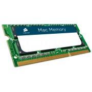 Памет Corsair DDR3, 1333MHz 8GB 1x204 SODIMM 1.5V, Apple Qualified, Unbuffered