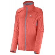 Salomon Agile Jacket Lady Coral L