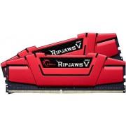 Memorija G.Skill 16 GB Kit (2x8 GB) DDR4 3000 MHz Ripjaws V, F4-3000C15D-16GVRB