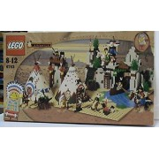 Toy Lego LEGO Wild West Western Rapid River Village Tea Tee / Canoe 6763 [Parallel import goods]