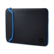 "Hp Sleeve Borsa Notebook 15,6"" Nero Blu"