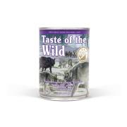 Conserva Taste of the Wild - Sierra Mountain, 390 g