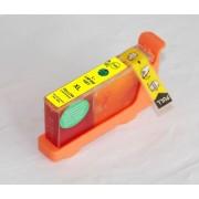 Съвместима мастилена касета 14N1071E, 100XL - Yellow