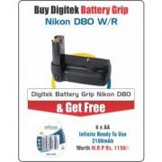 Digitek Battery Grip Nikon D80 / D90 W/IR
