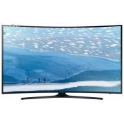 "Samsung KU7350 49"" UHD Curved Slim LED TV"