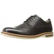 Clarks Men's Pitney Limit Oxford, Black, 9 M US
