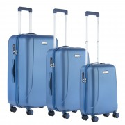 Skyhopper Kofferset Cool Blue Inhoud 85, 57 En 32 Liter