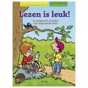 Deltas Boek Lezen Is Leuk! AVI Start M3-E3 6 Verhalen