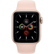Apple Watch Series 5 44mm (GPS Only) Aluminium Case Gold Sport Band Roz