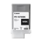 CARTUS PLOTTER IPF680/685/770/780/785 PFI-107 MATTE 130ML BLACK
