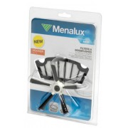 Motorový filtr 2x a 2x metličky pro Hoover ROBO.COM2 Menalux MRK04