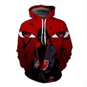 Vivibridal Naruto Sudadera con capucha para hombre, Color8, X-large