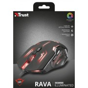 ND Mouse Trust GXT 108 Rava Illuminato