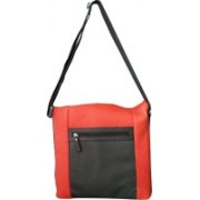 Style 98 Women Casual Multicolor Genuine Leather Sling Bag
