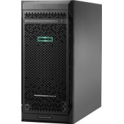 HPE ProLiant ML110 Gen10 Entry - Server - towermodel - 4.5U - 1-wegs - 1 x Xeon Bronze 3104 / 1.7 GHz - RAM 8 GB