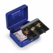 WEDO Přenosná pokladna, 90 x 200 x 160 mm, modrá