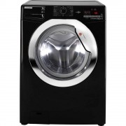 Hoover DXOC58C3B Dynamic Next 8kg 1500 Spin Washing Machine-Black