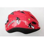 Casca de protectie SHARK rosu Glue-On S