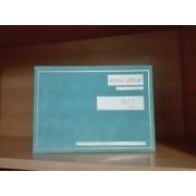 Prázdna Krabica Miu Miu L´eau Bleue, Rozmery: 26cm x 19cm x 7cm