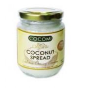 Unt de cocos tartinabil bio 200gr COCOMI