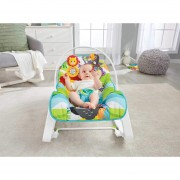 Silla Mecedora Crece Conmigo Fisher Price